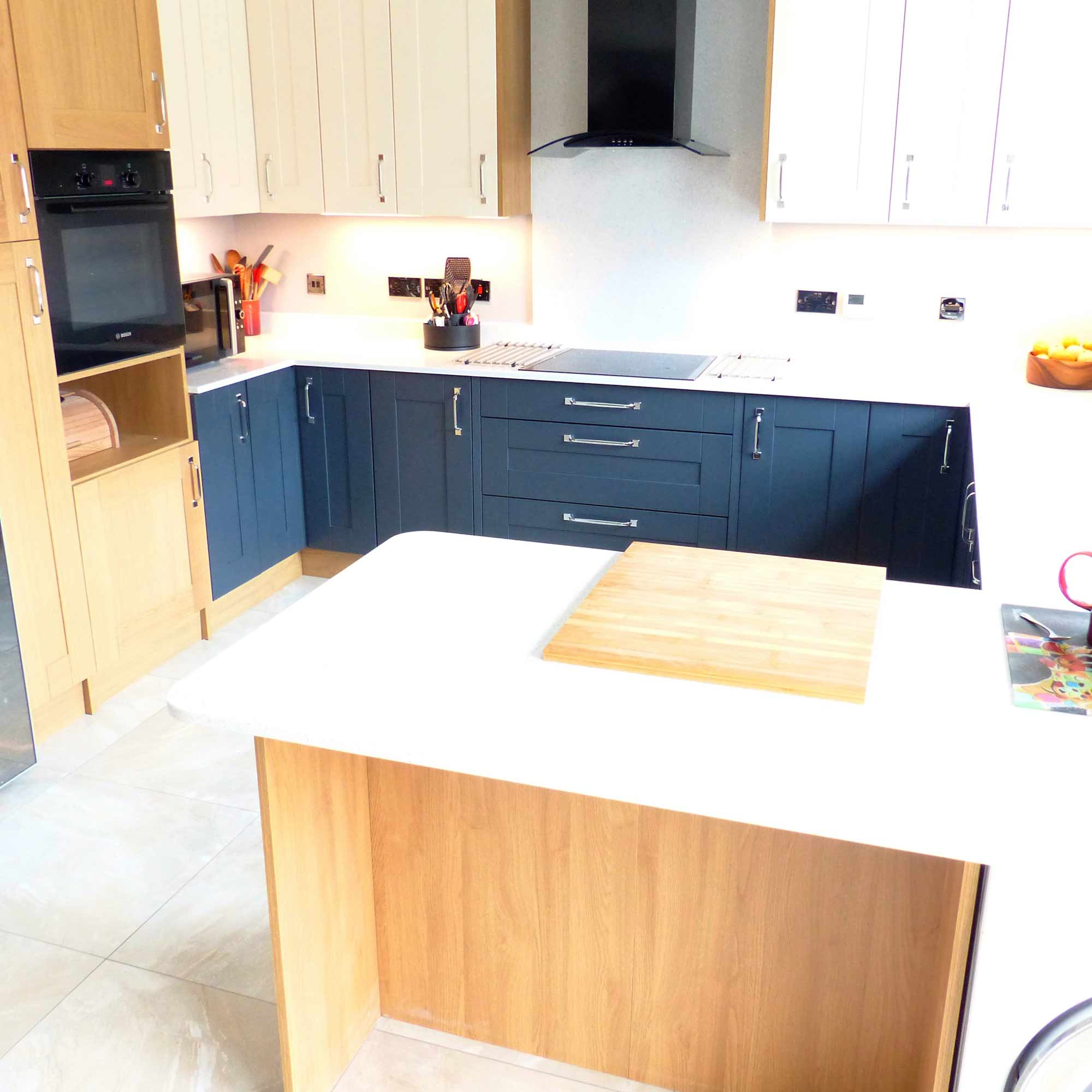 bascs kitchen wood