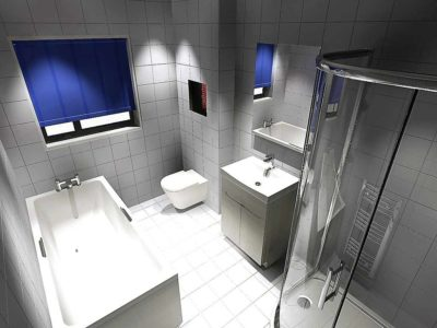 Booth Family Bathroom cubicle shower - BASCS in Swindon