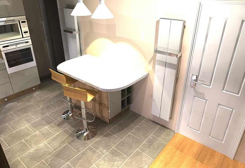 bascs 3d kitchen design