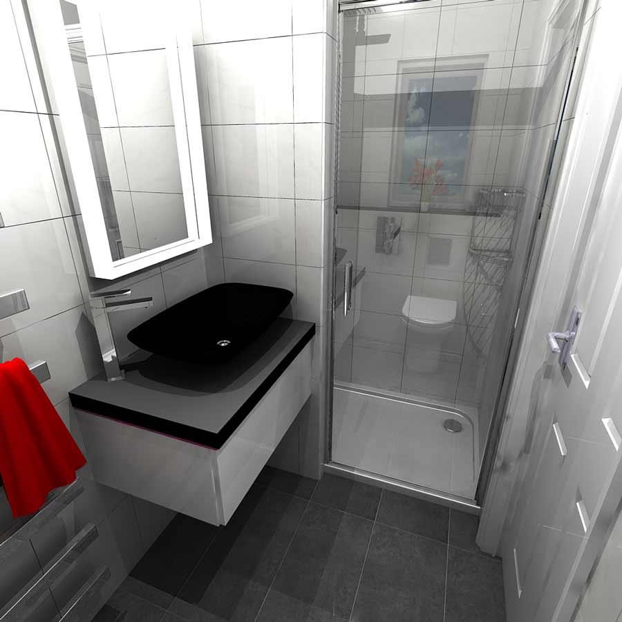chris bathroom cubicle shower - BASCS in Swindon