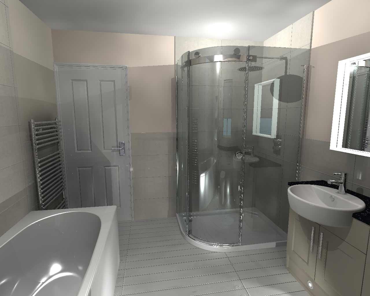 bathroom BASCS in Swindon
