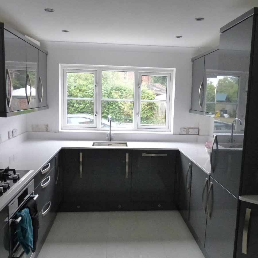 kitchen sink taps BASCS in Swindon