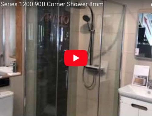 New Merlyn Arysto Shower Range