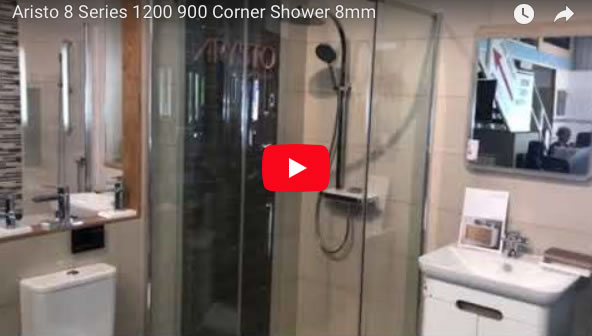merlyn arysto shower 8mm
